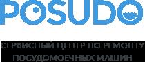 Логотип сервисного центра «POSUDO»™